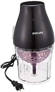 フィリップス フードプロセッサー マルチチョッパー ブラック HR2509/95