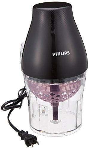 フィリップス マルチチョッパー ブラック HR2509/95