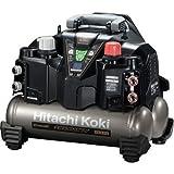 日立工機 釘打機用エアコンプレッサ タンク容量8L タンク内圧45気圧 高圧/一般圧対応 セキュリティ機能付き EC1245H3
