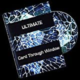 ◆手品・マジック◆Ultimate Card Through Window by Eric James◆SM783