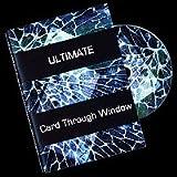 ◆手品・マジック◆Ultimate Card Through Window by Eric James◆SM783