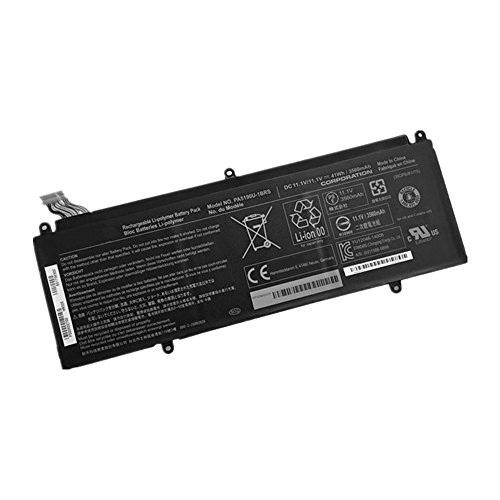 Powerforjp 11.1v 41Wh 3560mAh 交換 PA5190U-1BRS for Toshiba Satellite P35W-B Series 互換バッテリー