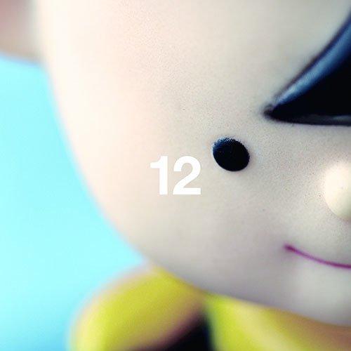 12(狂信盤)