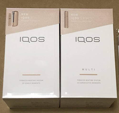 IQOS3 + IQOS 3 MULTIキット ブリリアント...