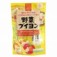 創健社 野菜ブイヨン 5g×7袋×15個                   JAN:4901735022106