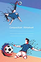 Composition Notebook College Ruled: Panama Notebook Exercise book for Students
