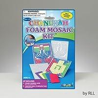 Chanukah Foam Mosaic Kit