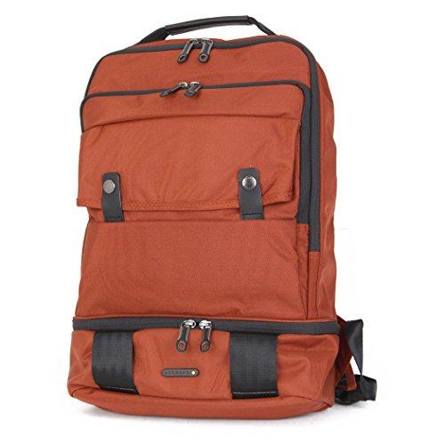 (エースジーン) ACEGENE ビジネスリュック ビジネスバッグ クロスタイド 防水 撥水 51725 オレンジ(14)