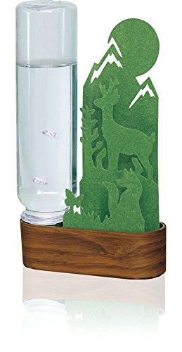 自然気化式加湿器 北欧の森Tree (シカ-グリーン/TR-GR)