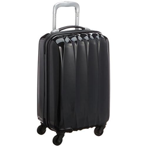 [アメリカンツーリスター] AmericanTourister Arona Lite / アローナライト スピナー55  (55cm/32L/2.7Kg) (スーツケース・キャリーバッグ・機内持込・Sサイズ・TSAロック・大容量・軽量・ファスナー・保証付き) 70R*48004 48 (ガンメタル)