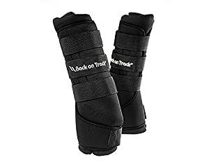 Back On Track TherapeuticクイックLeg Wraps 18 Inch 20310004