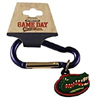 NCAA Florida Gators PVCカラビナキーチェーン