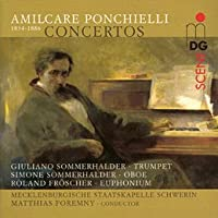 Ponchielli,Amilcare - Ponchielli: Concertos (1 CD)