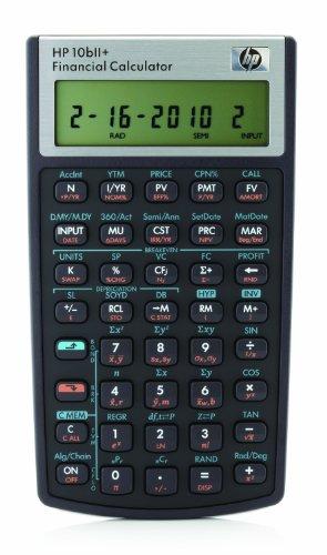 ヒューレット・パッカード 10bII+ 金融電卓 並行輸入品