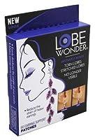 Lobe Wonder Ear Repair Earring Support Patches (2 Pack) by Lobe Wonder
