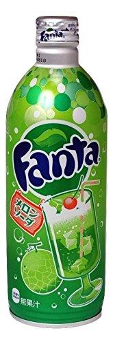 コカ・コーラ ファンタ メロンソーダ 500ml×12本