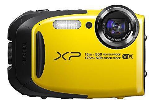 FUJIFILM デジタルカメラ XP80 イエロー XP80 Y
