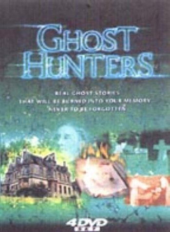 Ghosthunters [DVD] [2002] by William Woollard