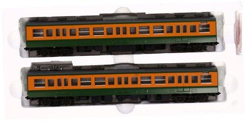 TOMIX HOゲージ HO-068 国鉄 113 2000系近郊電車 (湘南色)増結セットT