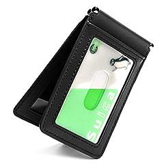 [メグレイ] 定期入れ 革 パスケース メンズ バタフライ 穴が空いて取り出しやすい SET01