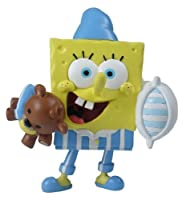 SpongeBob SquarePants Mini Figure World-Bedtime SpongeBob