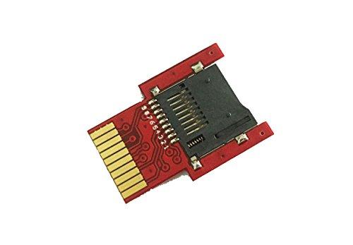 SD2VITA ゲームカード型 microSDアダプター P...
