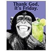 フライデーナイトチンパンジー Thank God、it's Friday