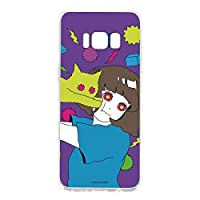 hare. Galaxy S8 SC-02J ケース クリア TPU プリント ねこC (hr-008) スマホケース ギャラクシー エスエイト スリム 薄型 カバー 全機種対応 WN-LC106122