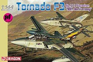 """1/144 トーネード F3 No.111 """"RAF結成90周年記念塗装"""""""
