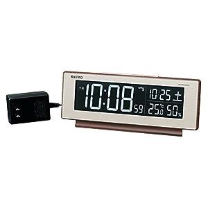 セイコー クロック 目覚まし時計 電波 デジタ...の関連商品3