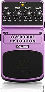 BEHRINGER ベリンガー OVERDRIVE/DISTORTION OD300 ディストーション エフェクター