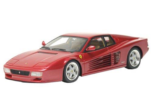 EIDOLON 1/43 フェラーリ 512TR スペチアーレ 1994 ワインレッドメタリック
