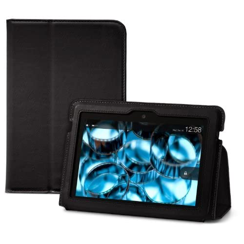 MarBlue (Kindle Fire HDX専用カバー) Origin ベーシック カバー/スタンド ブラック