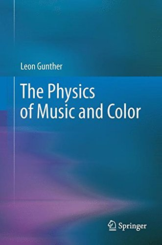 Download The Physics of Music and Color 1461405564