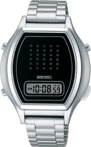 [セイコー]SEIKO 腕時計 音声デジタルウオッチ SBJS009