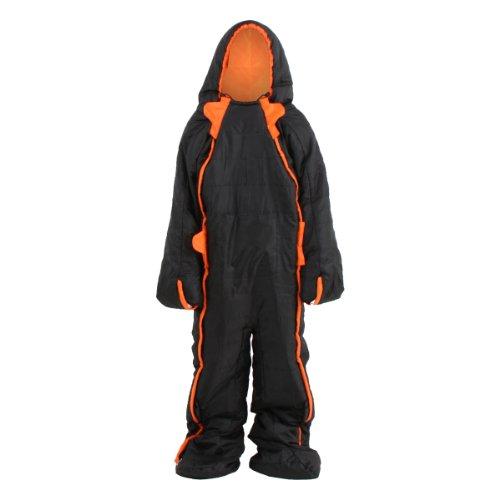 DOPPELGANGER OUTDOOR(ドッペルギャンガーアウトドア) ヒューマノイドスリーピングバッグ 人型寝袋 ver.4.0 DS-04 David [最低使用温度 5度]