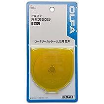 【RB60】 円形刃 60ミリ 替刃 1枚入り