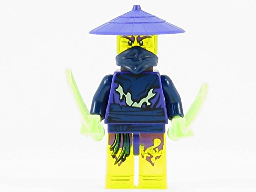 [レゴ]LEGO Ninjago Cowler Ghost Ninja Warrior Minifigure with Swords [並行輸入品]