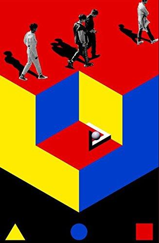 SHINee The Story of Light EP.1 - シャイニー 正規6集 アルバム 初回限定ポスター ◆KOKOKOREA限定 [並行輸入品]