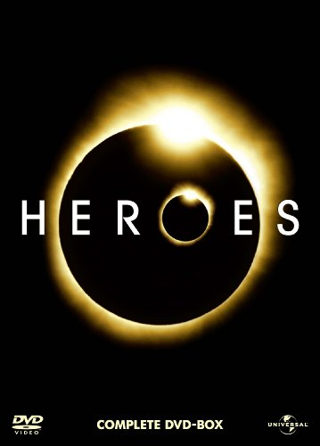 HEROES コンプリートDVD-BOXの詳細を見る