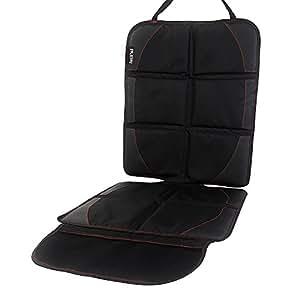 インティパル(IntiPal) チャイルドシートマット カープロテクトマット 車保護シート カバー