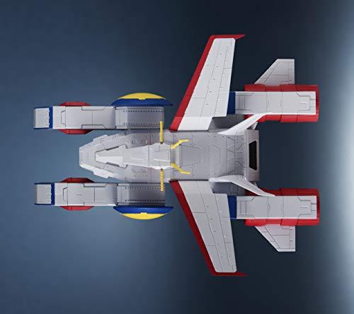 輝艦大全 機動戦士ガンダム 1/1700ペガサス級強襲揚陸艦2番艦 ホワイトベース 約155mm ABS製 塗装済み可動フィギュア