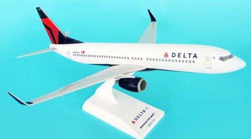 1: 130 スカイマークス Delta Air Lines ボーイング 737-800W New 2007 Colors (並行輸入)