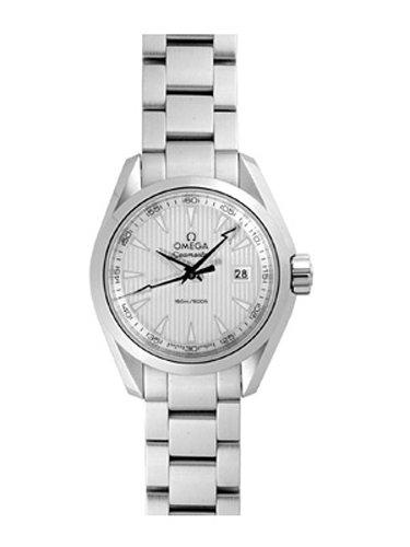 オメガ レディース腕時計 シーマスター アクアテラ 231....