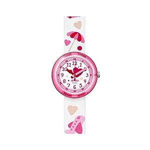 [フリック フラック]FLIK FLAK 腕時計 Story Timeストーリータイム PINK LIDO (ピンクリドー) キッズ