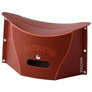SOLCION 折りたたみ椅子 PATATTO...の関連商品4