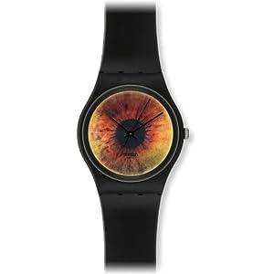 スウォッチ]SWATCH 腕時計 Swatch & Art Collection 2011 GENT(ジェント) SWATCH BROWNSCAPE(スウォッチ ブラウンスケープ) Rankin(ランキン)デザインモデル GZ237 ユニセックス
