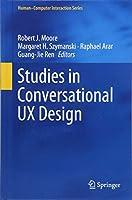 Studies in Conversational UX Design (Human–Computer Interaction Series)