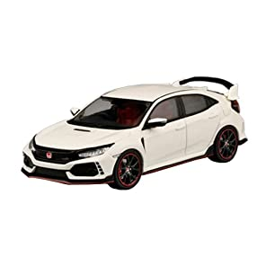 TSM MODEL 1/43 Honda シビック Type R チャンピオンシップホワイト 右ハンドル