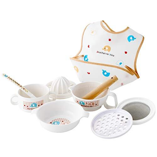 赤ちゃんの城『食器セットぞうさん』